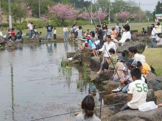 07春祭り、池、ステージ 018_800.jpg